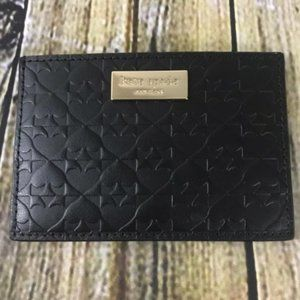 NWT Kate Spade Penn Place Graham Card Holder